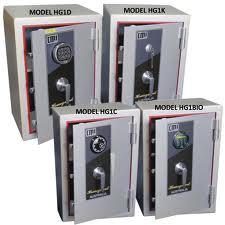 CMi Homeguard safes