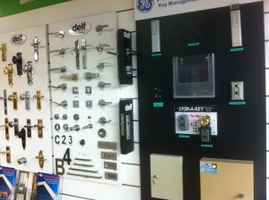Delf Door Furniture