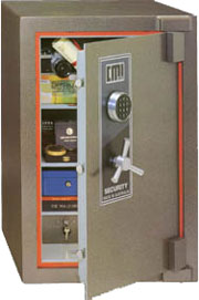 Commerical grade safe