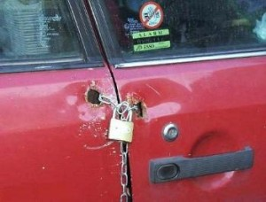 Not really a lock solution