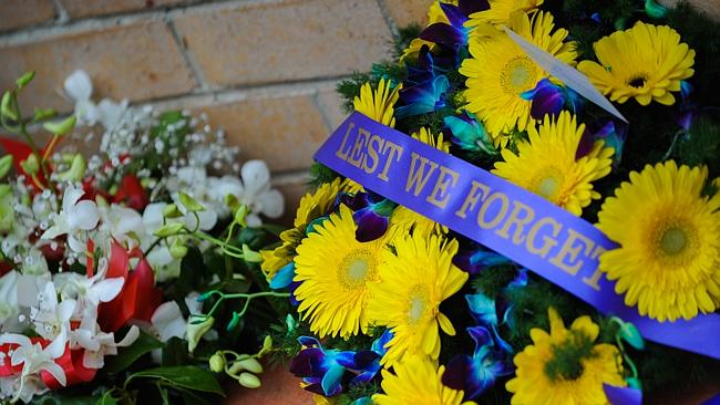 Pre-ANZAC day services in northern suburbs
